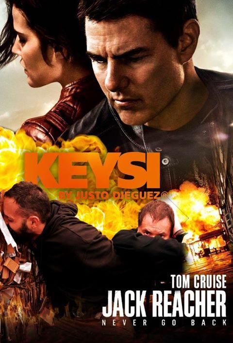 Keysi en el cine