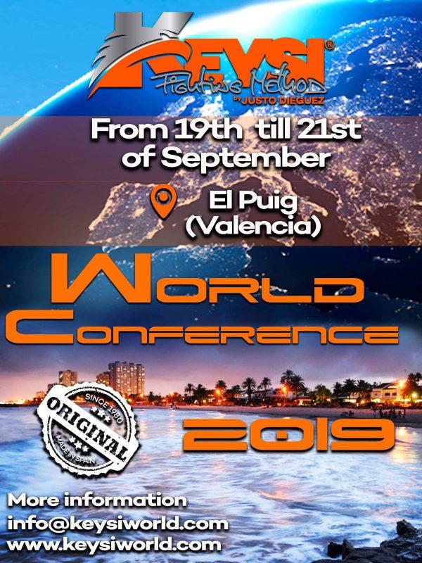 KEYSI World Conference Spain 2019 @ Valhotel, RTL El Puig