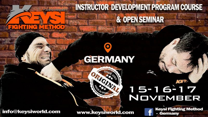 Instructor Development Program in Öhringen, November 2019 @ Öhringen | Baden-Wurtemberg | Alemania