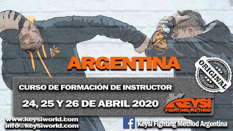 Instructor Development Program Course Argentina - April 2020