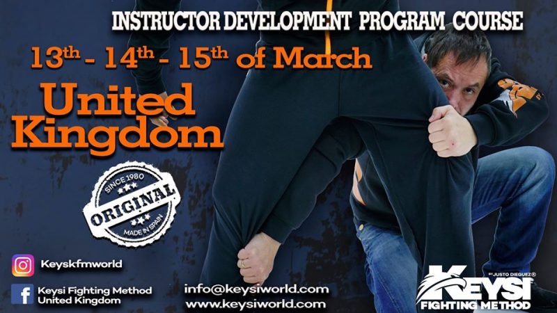Instructor Development Program Course United Kingdom - March 2020