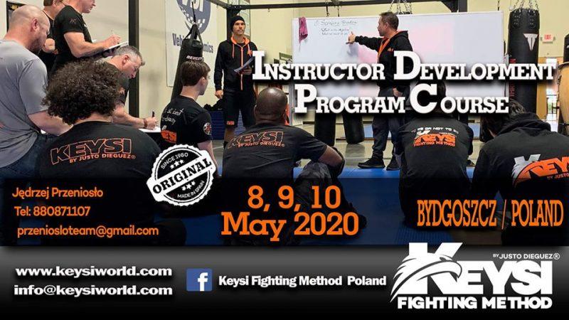 Instructor Development Program Course Bydgoszcz / Poland – May 2020