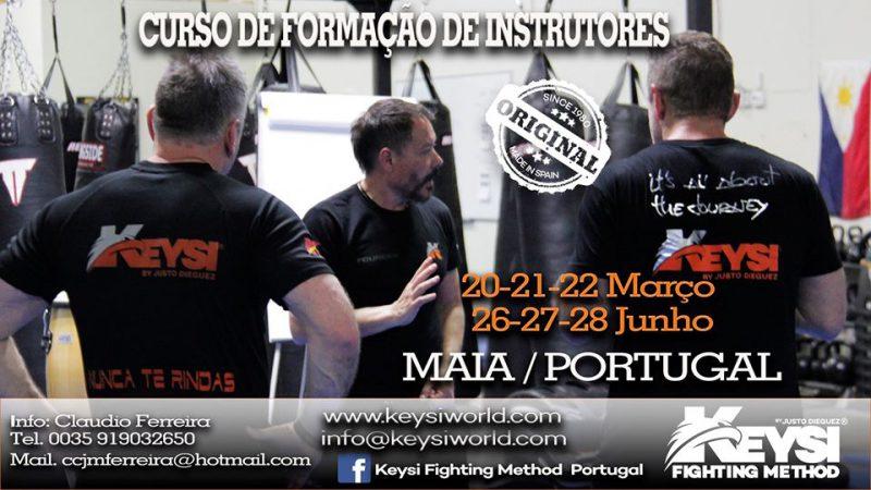 Instructor Development Program Course MAIA / Portugal- June 2020