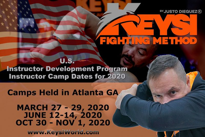 Instructor Development Program Course USA – October / November 2020 @ Atlanta Martial Arts Center