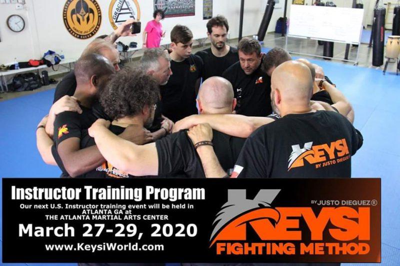 Instructor Development Program Course USA - March 2020 @ Atlanta Martial Arts Center