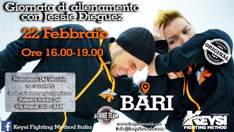 Open Seminar in Bari / Italy - February 2020