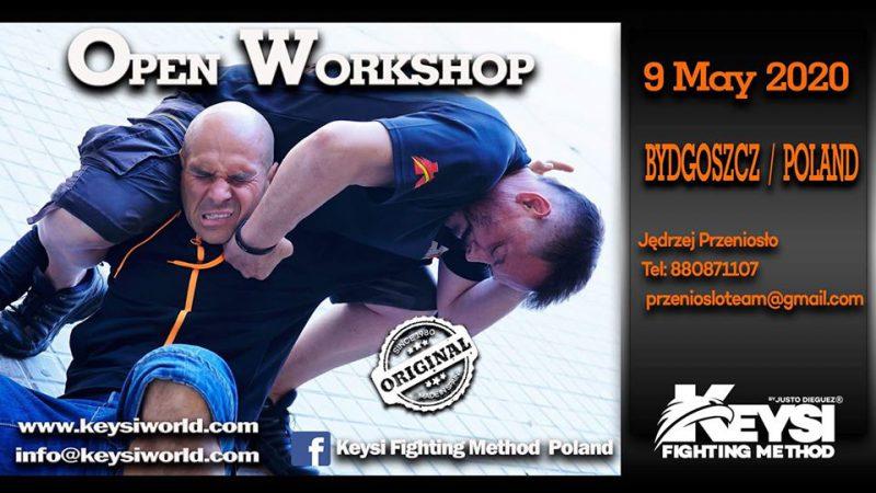 Open Seminar Bydgoszcz / Poland- May 2020