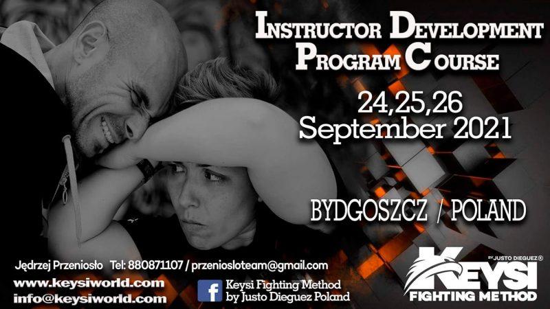 Instructor Development Program - September 2021 in Poland @ Bydgoszcz